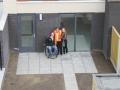 2014-06-05 Het nieuwe Bijvank Lindebrink Eerste bewoners in achtertuin (2).JPG