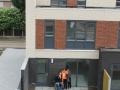 2014-06-05 Het nieuwe Bijvank Lindebrink Eerste bewoners in achtertuin (3).JPG