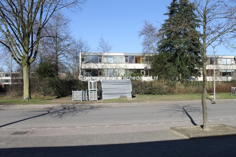 2013-03-04 Hekwerken voor fase 2 bij Het Bijvank (2).JPG