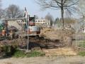 2014-03-28 Contouren uitrit op Wesselerbrinklaan.JPG