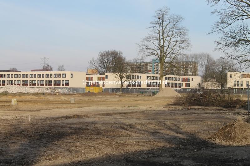 2016-03-14 Zicht vanaf Hekselbrink op Sloop+Nieuwbouw (5).JPG