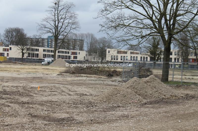 2016-03-22 Zicht vanaf Hekselbrink op sloop+Nieuwbouw Bijvank (6).JPG