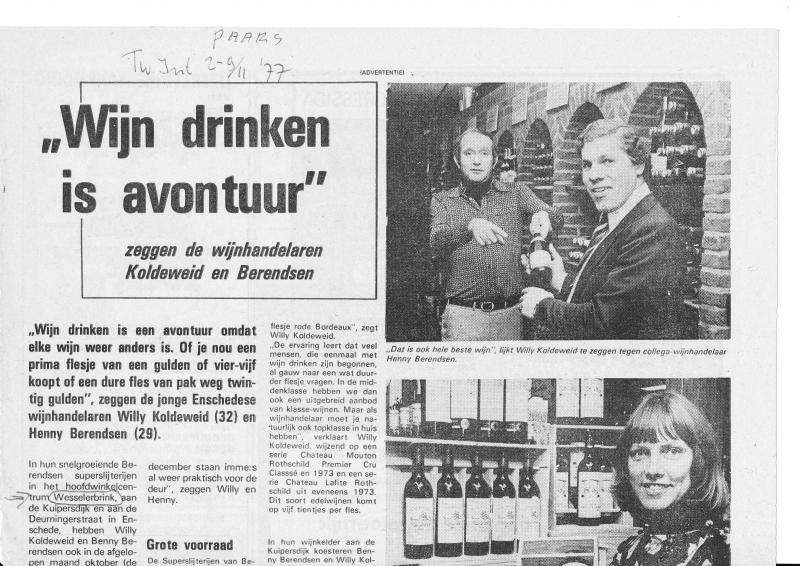 1977-11-02 Winkelcentrum Zuid bron Bruinewoud (1).jpg