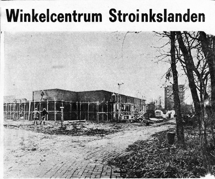 1977-11-24 Bouw Winkelcentrum Stroinkslanden.jpg