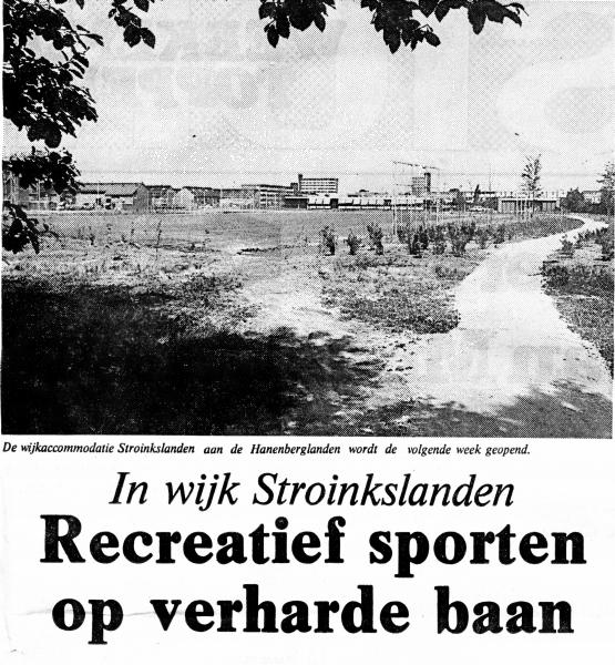 1980-06-15 Recreatief sporten Stroinkslanden foto.jpg