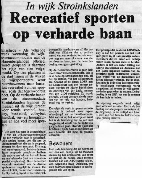 1980-06-15 Recreatief sporten Stroinkslanden tekst.jpg