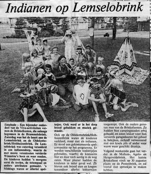 1980-08-18 Indianen op Lemselobrink.jpg