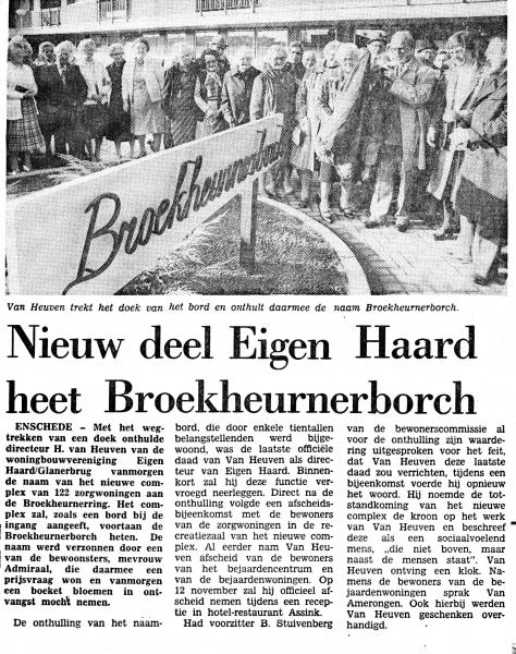 1981-11-15 Onthulling naam Broekheurnerborch.jpg