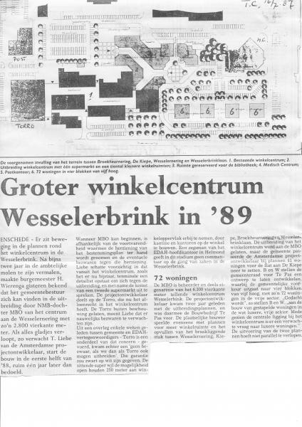 1987-07-16 Winkelcentrum Zuid uitbreiding.jpg