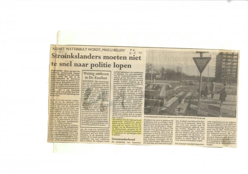 1987-10-09 Stroinkslanders moeten niet te snel naar politie lopen.jpg