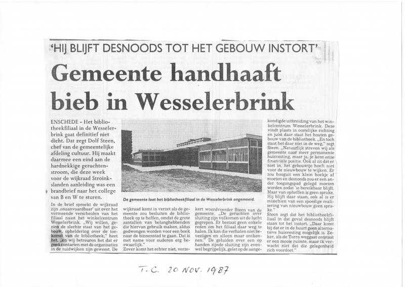 1987 Bibliotheek in Zuid blijft.jpg