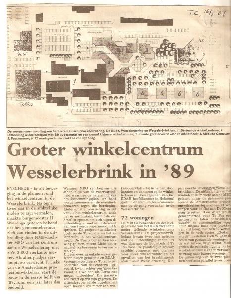 1987 Twentse Courant Uitbreiding Winkelcentrum Zuid.jpg