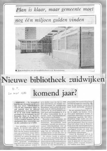 1987 plannen Bibliotheek Zuidwijken.jpg