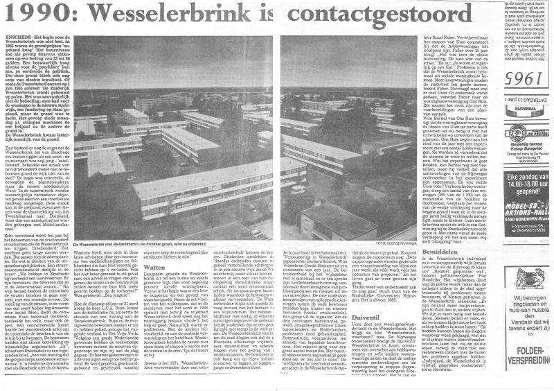1990 Wesselerbrink is contactgestoord bron Dhr en Mw Buijs.jpg