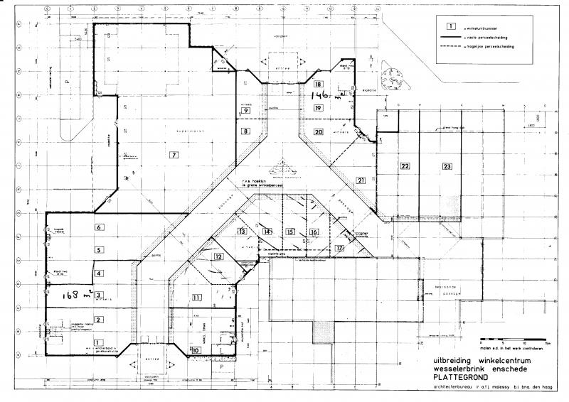 1991 tekeningen Winkelcentrum Zuid bron Anne Postma (1).jpg