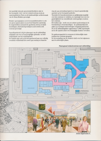 1991 uitbreiding Winkelcentrum Zuid bron Anne Postma (5).jpg