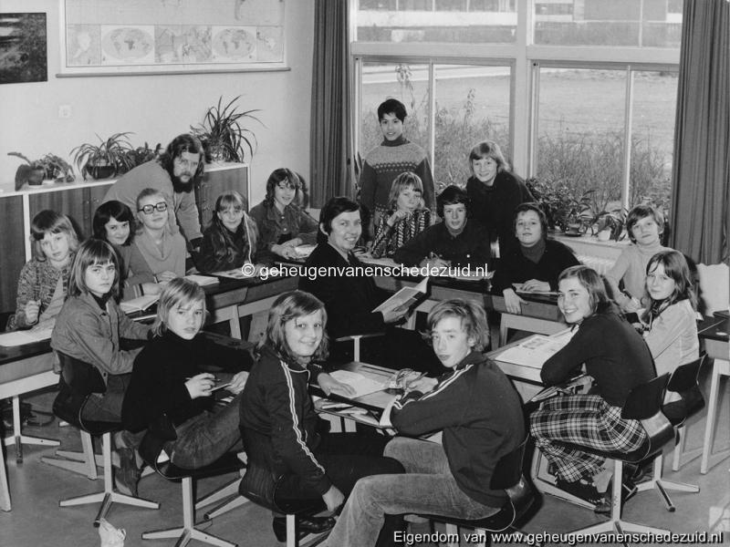 1969-1970 Het Bijvank toen nog 2e openbare school Wesselerbrink bron F. Bartelink.jpg