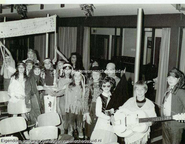 1970, HM van Randwijkschool, Opening Randwijkschool, 6 November 1970, bron Wim Geverink 1.jpg