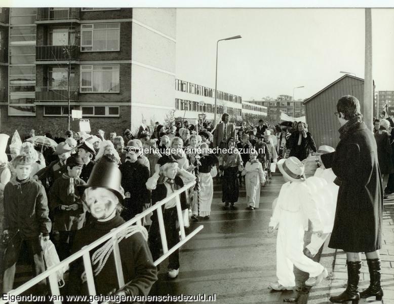 1970, HM van Randwijkschool, Opening Randwijkschool, 6 November 1970, bron Wim Geverink 11.jpg