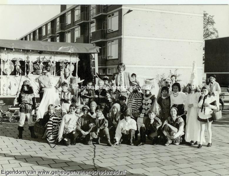 1970, HM van Randwijkschool, Opening Randwijkschool, 6 November 1970, bron Wim Geverink 13.jpg