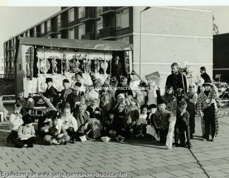 1970, HM van Randwijkschool, Opening Randwijkschool, 6 November 1970, bron Wim Geverink 14.jpg