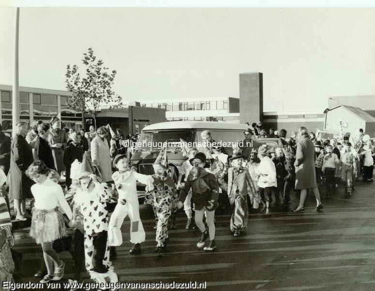 1970, HM van Randwijkschool, Opening Randwijkschool, 6 November 1970, bron Wim Geverink 6.jpg