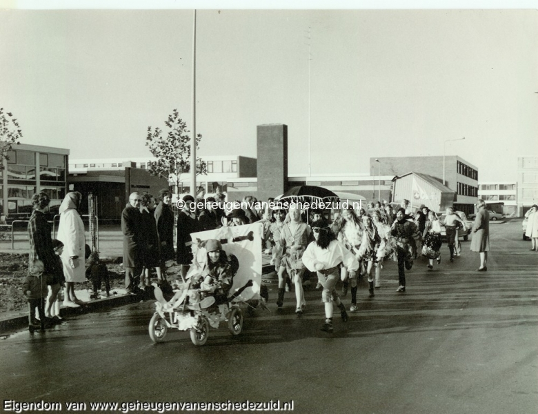 1970, HM van Randwijkschool, Opening Randwijkschool, 6 November 1970, bron Wim Geverink 8.jpg