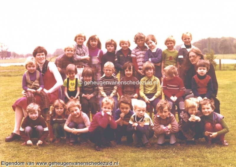 1976-1977 Frederik Hendrikschool Hofteweg (in 1978 gesloten) peuterklas  bron Hans Tietjens .jpg