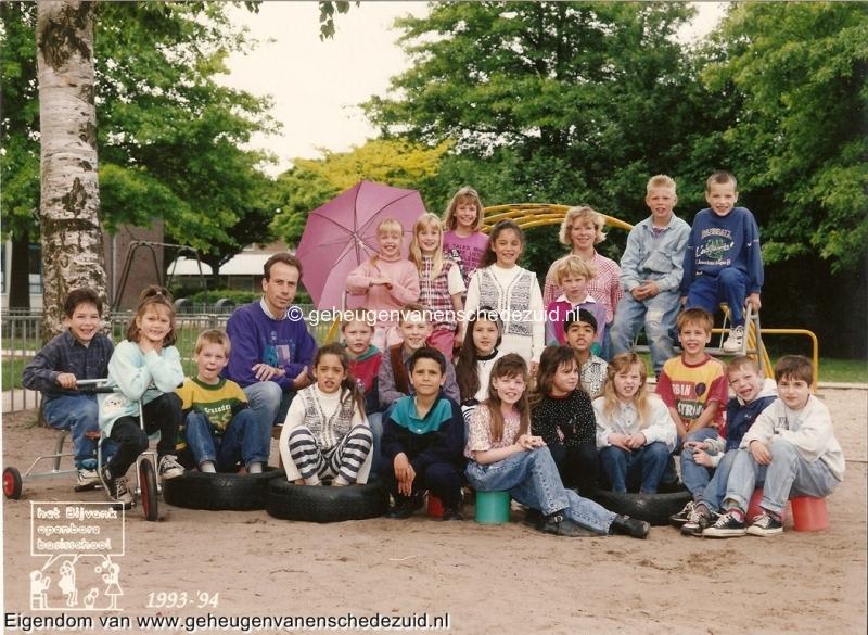 1993-1994, OBS het Bijvank, groep 4 schooljaar 93-94, bron Brigitte Westerhuis.jpg