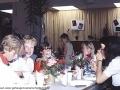1984 v. Gelderschool, 21 Juni 1984 afscheidsfeest afscheidsdiner op school-Yvonne, Monique, Carina,Angela,Sylvana bron Hans Tietjens.jpg