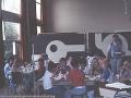 1984 v. Gelderschool, 21 Juni 1984 afscheidsfeest o.a.Alexander bron Hans Tietjens.jpg