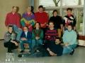 1991-1992, OBS het Bijvank, lerarenteam, bron Wim Geverink.jpg