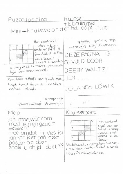 1971-06-01 schoolkrant Bijvank Randwijkschool bron Wim Geverink (6).jpg