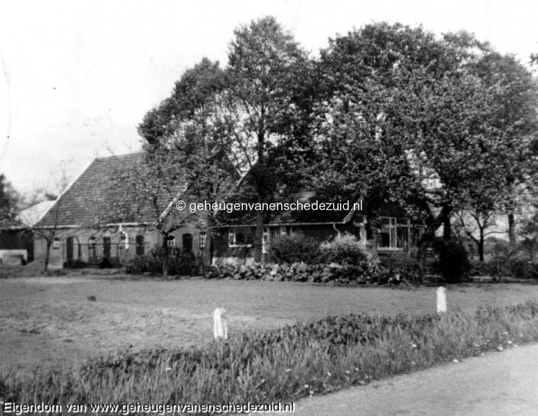 1950 (voor 1950), Broekheurnerondweg 390, nu wijk Eikendaal t.o. Park Broekheurne, bron Hanny Maathuis-Assink.jpg