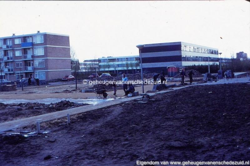 1968 Achter de hoge flat Vlierstraat bron K. Koster (1) (small).jpg