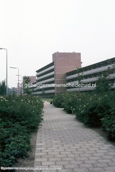 1970-1980 Broekheurnerring tegenover Geesinkbrink bron mw. Assink-heys.jpg
