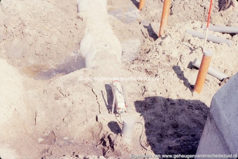 1982 begin bouw Helmerhoek omgeving Beekwoudehoek bron K, Koster (5) (small).jpg