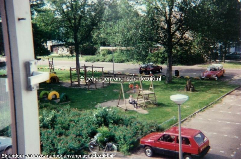 1993, Piksenbrink plein bij nr 60,bron arie Westerhuis.jpg