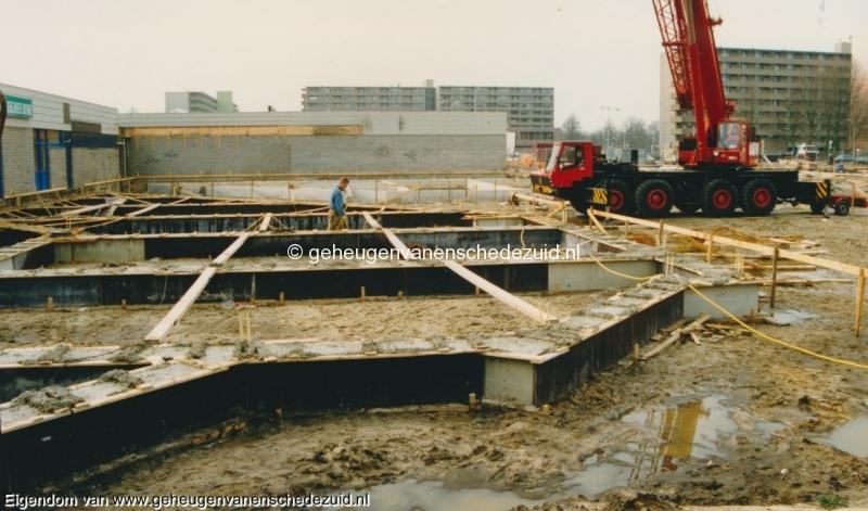 1991 sept, Opening en Nieuwbouw Bruna  WC Zuid, bron Anne Postma (03).jpg