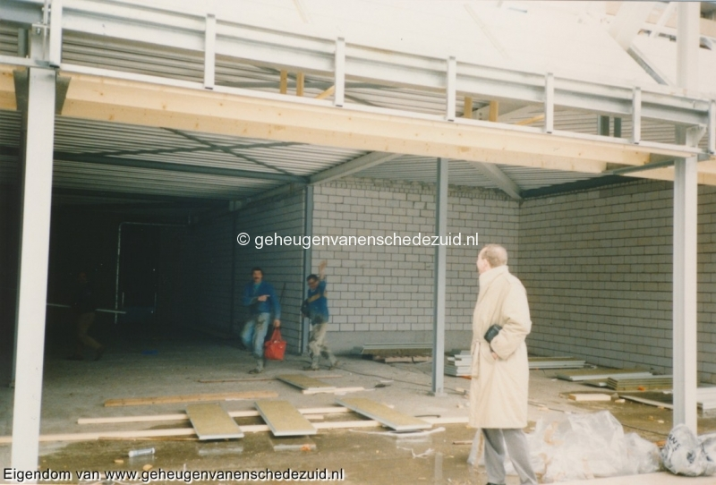 1991 sept, Opening en Nieuwbouw Bruna  WC Zuid, bron Anne Postma (09).jpg