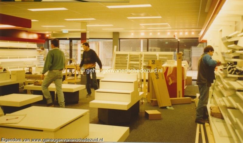 1991 sept, Opening en Nieuwbouw Bruna  WC Zuid, bron Anne Postma (17).jpg