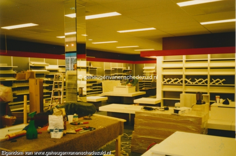 1991 sept, Opening en Nieuwbouw Bruna  WC Zuid, bron Anne Postma (18).jpg
