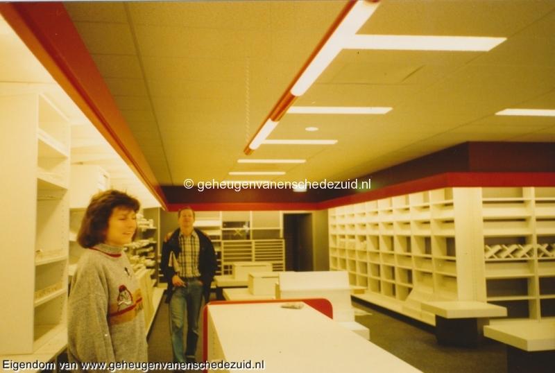 1991 sept, Opening en Nieuwbouw Bruna  WC Zuid, bron Anne Postma (22).jpg