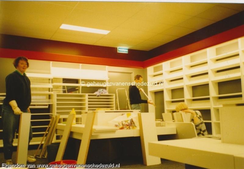 1991 sept, Opening en Nieuwbouw Bruna  WC Zuid, bron Anne Postma (25).jpg