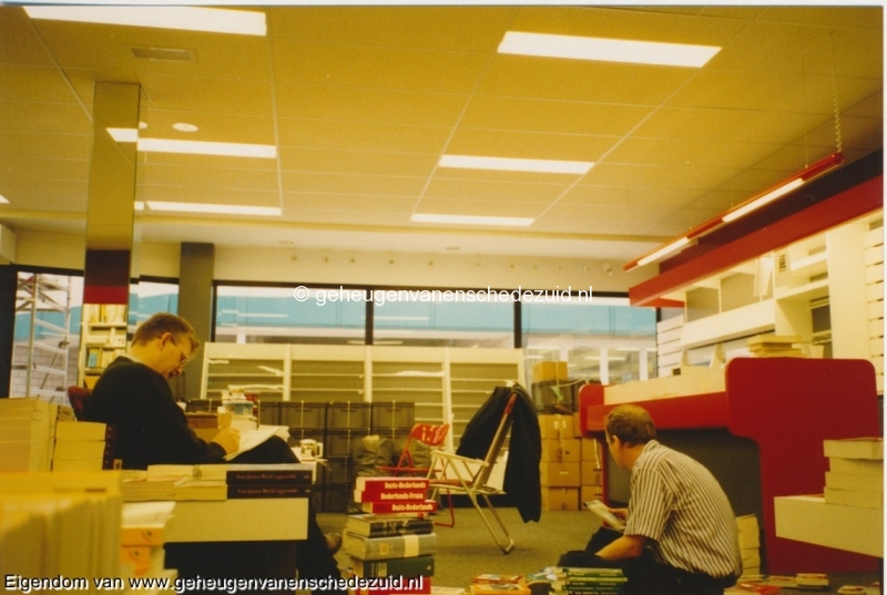 1991 sept, Opening en Nieuwbouw Bruna  WC Zuid, bron Anne Postma (29).jpg
