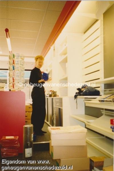 1991 sept, Opening en Nieuwbouw Bruna  WC Zuid, bron Anne Postma (30).jpg