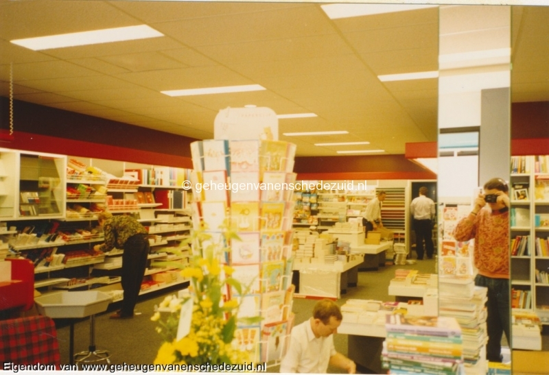 1991 sept, Opening en Nieuwbouw Bruna  WC Zuid, bron Anne Postma (33).jpg