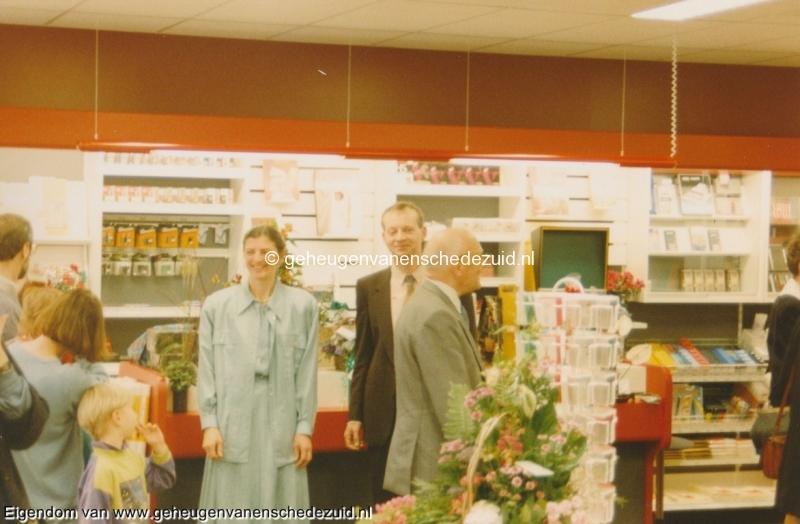 1991 sept, Opening en Nieuwbouw Bruna  WC Zuid, bron Anne Postma (45).jpg