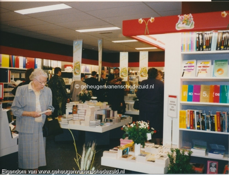 1991 sept, Opening en Nieuwbouw Bruna  WC Zuid, bron Anne Postma (51).jpg