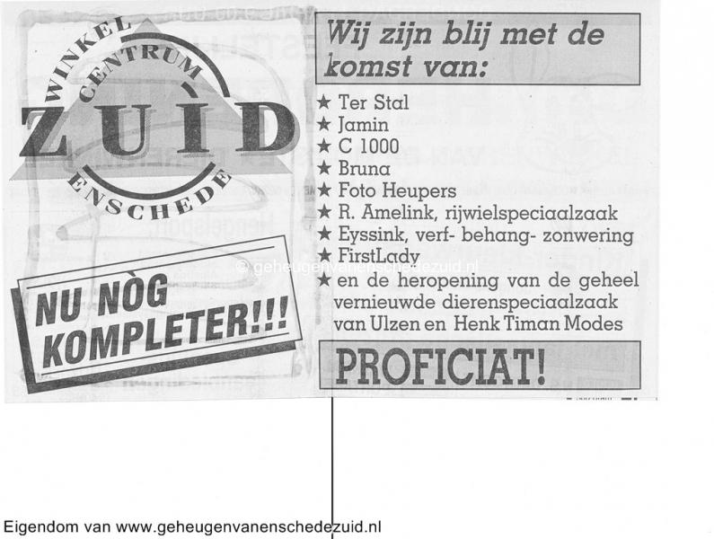 1991 sept, Opening en Nieuwbouw Bruna  WC Zuid, bron Anne Postma (60).jpg